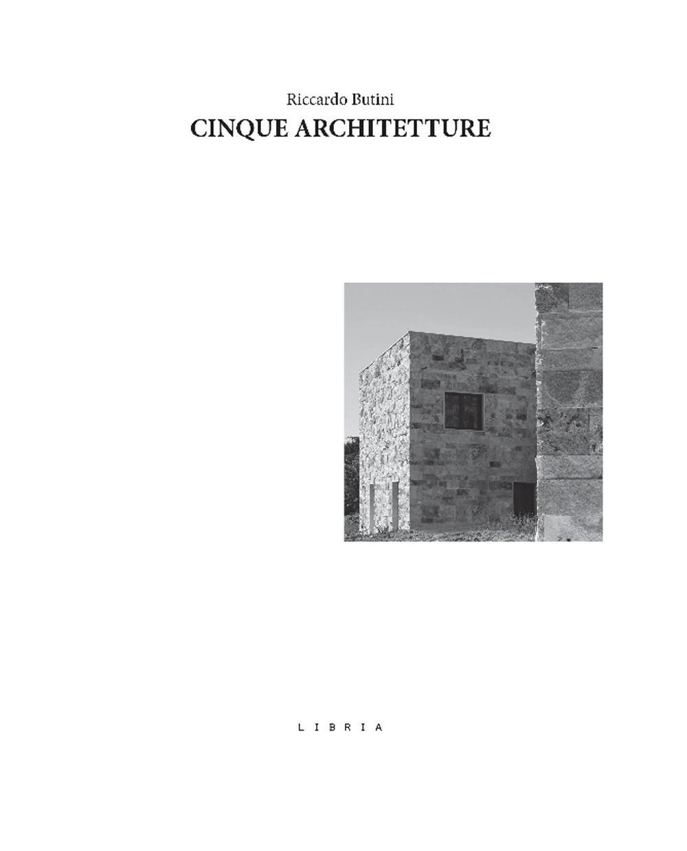 Image of Cinque architetture
