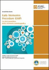 Early memories procedure (EMP). Un test proiettivo della memoria autobiografica