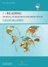 J-Reading. Journal of research and didactics in geography (2015). Vol. 1