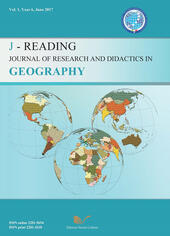 J-Reading. Journal of research and didactics in geography (2017). Vol. 1