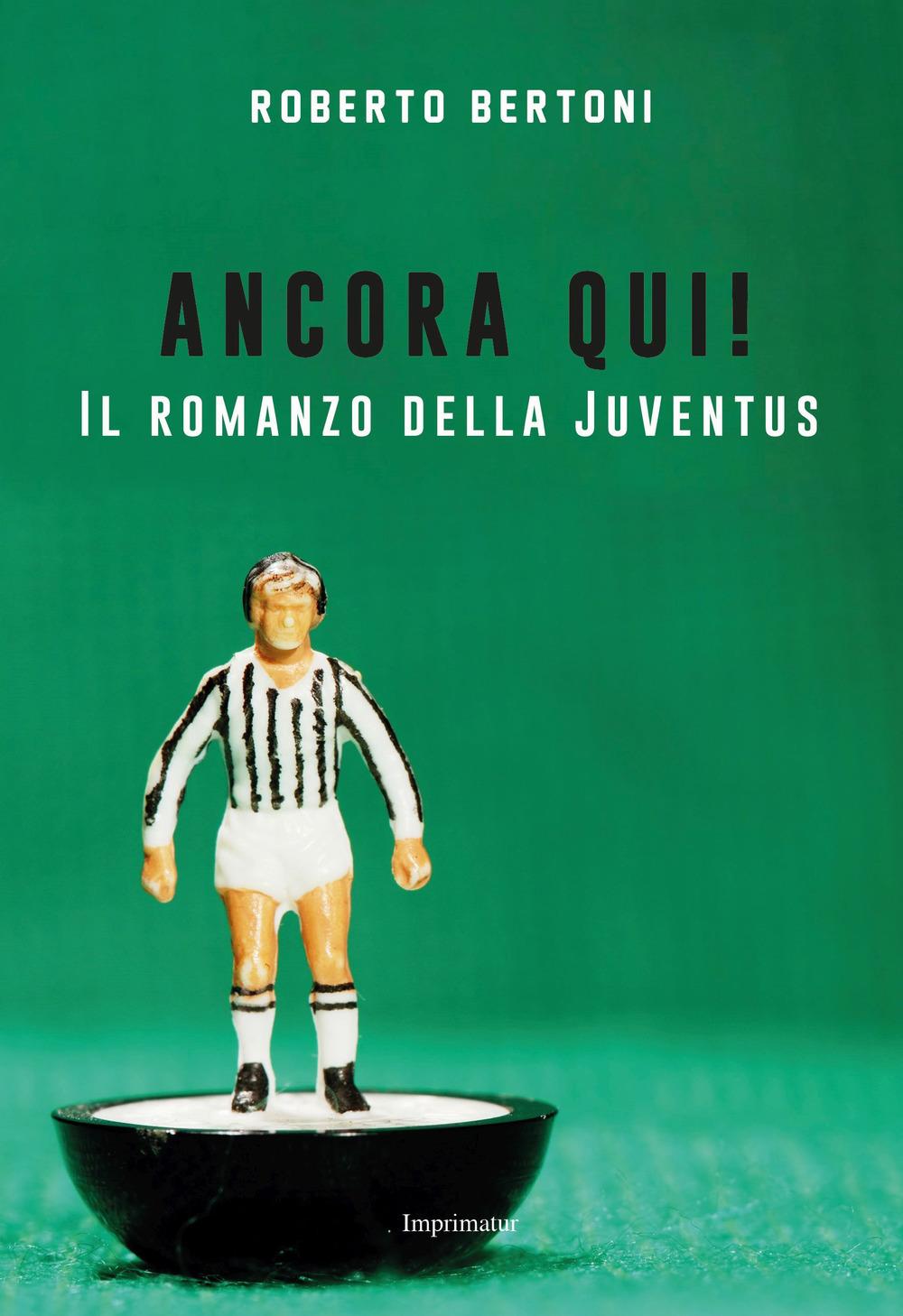 Image of Ancora qui! Il romanzo della Juventus