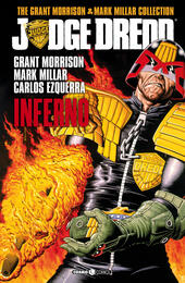 Judge Dredd. The Grant Morrison & Mark Millar collection. Vol. 1: Inferno.