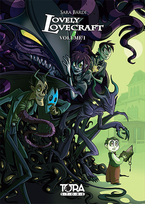 Image of Lovely Lovecraft. Vol. 1