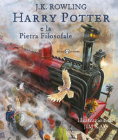 Harry Potter e la pietra filosofale. Ediz. illustrata. Vol. 1