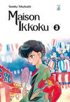 Maison Ikkoku. Perfect edition. Vol. 3