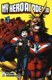 My Hero Academia. Vol. 1