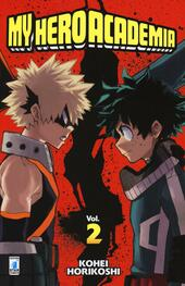 My Hero Academia. Vol. 2