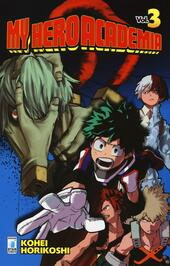 My Hero Academia. Vol. 3