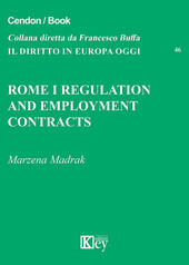 Rome I regulation and employment contracts