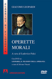 Operette morali. Con DVD video