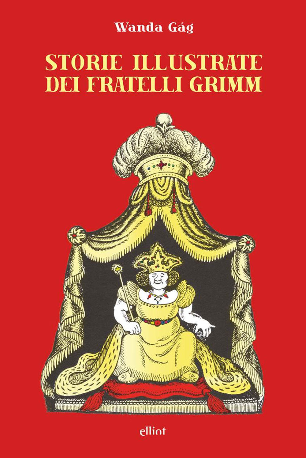 Image of Fiabe dei fratelli Grimm