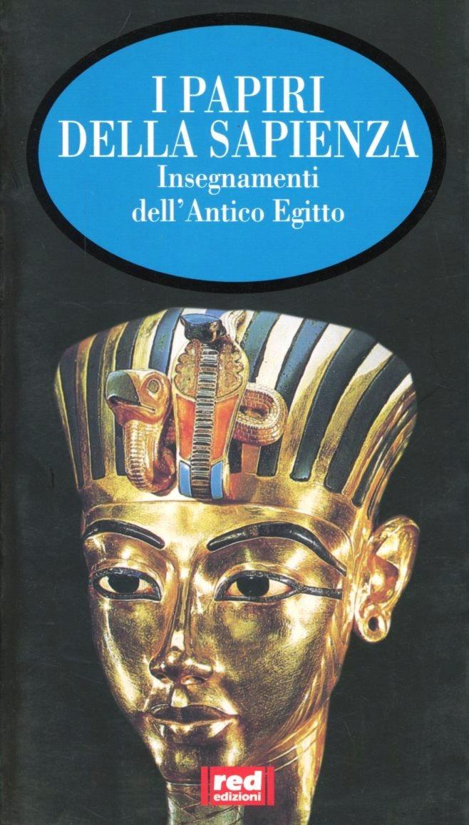 Image of (NUOVO o USATO) I papiri della sapienza. Insegnamenti dell'antico ..