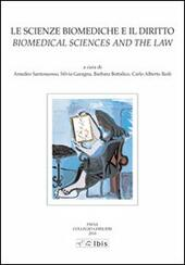 Le scienze biomediche e il diritto-Biomedical sciences and the law  Libro - Libraccio.it