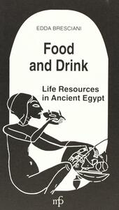 Food and drink. Life resources in ancient Egypt