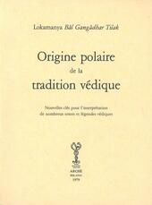 Origine polaire de la tradition védique