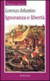 Ignoranza e libertà