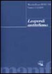 Leopardi materialista antiitaliano