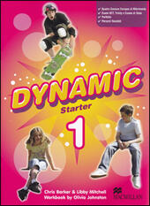 Dynamic. Starter book. Student's book-Workbook-Extra book. Con CD Audio. Con CD-ROM