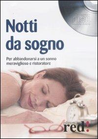 Image of (NUOVO o USATO) Notti da sogno. Con CD Audio