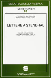 Lettere a Stendhal