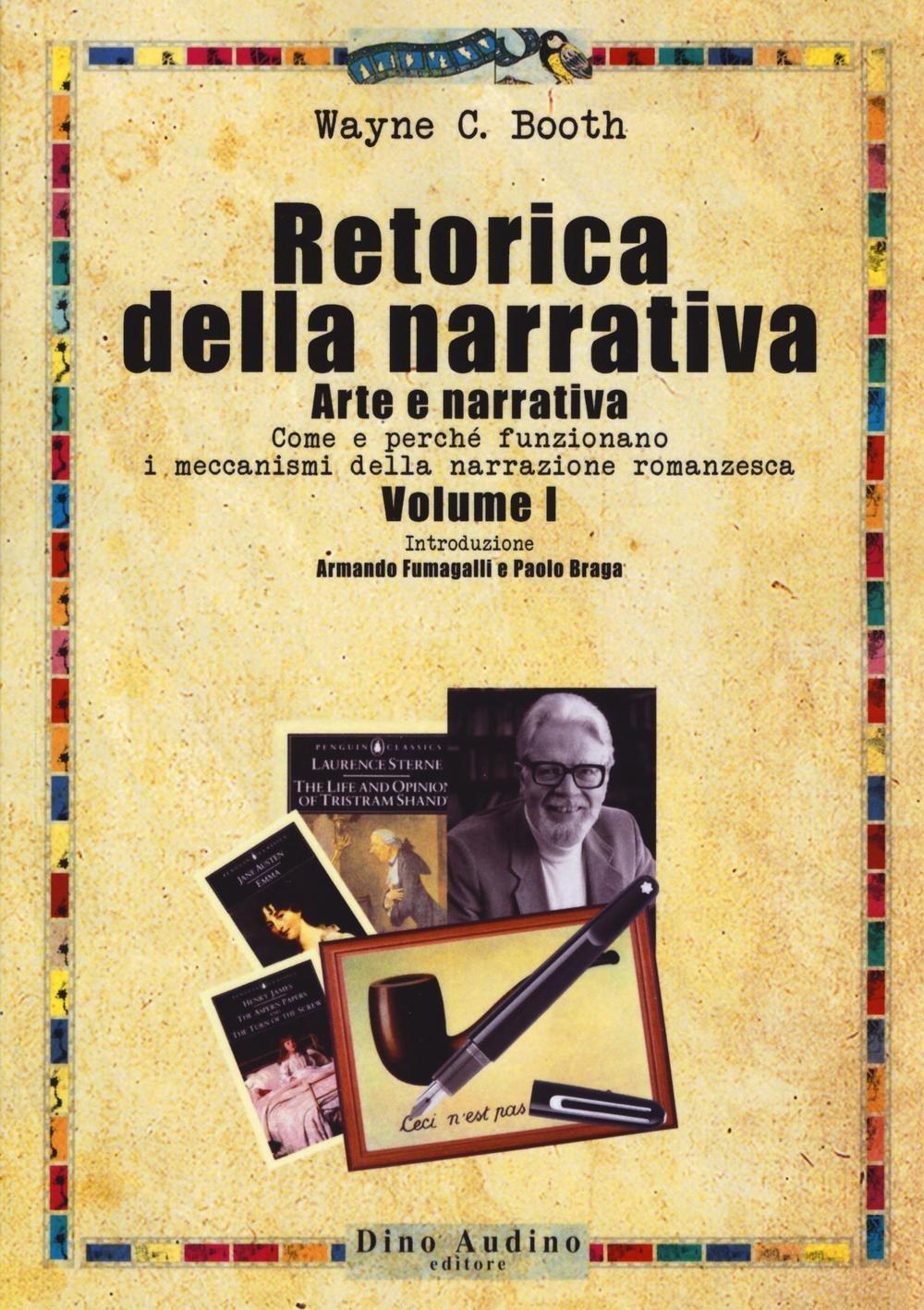 Image of Retorica della narrativa. Vol. 1: Arte e narrativa. Come e perché ..