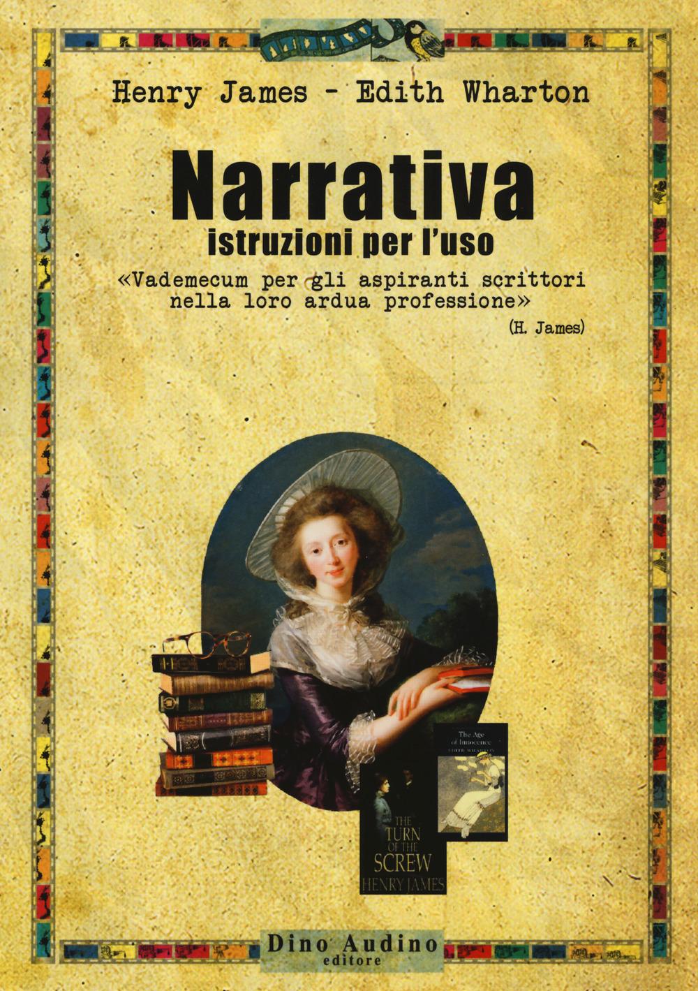 Image of Narrativa. Istruzioni per l'uso