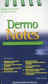 Dermo notes. Manuale tascabile di dermatologia clinica