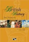British history seen through art. Con CD Audio
