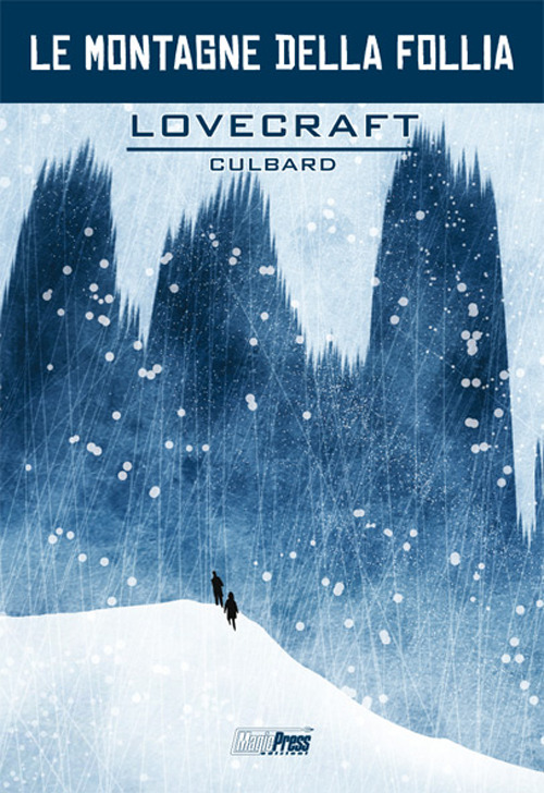 Image of Lovecraft. Le montagne della follia