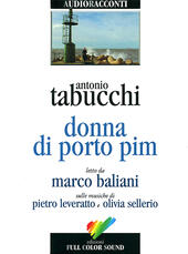 Donna di Porto Pim letto da Marco Baliani. Audiolibro. CD Audio