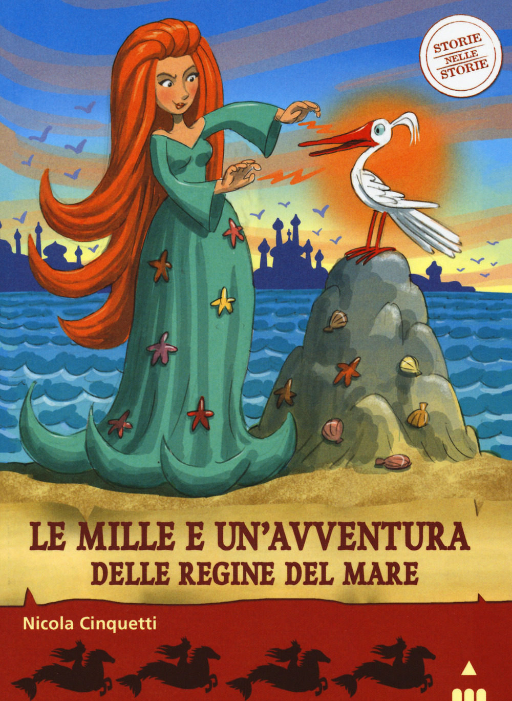 Image of Le mille e una avventura delle regine del mare. Storie nelle storie