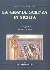 La grande scienza in Sicilia