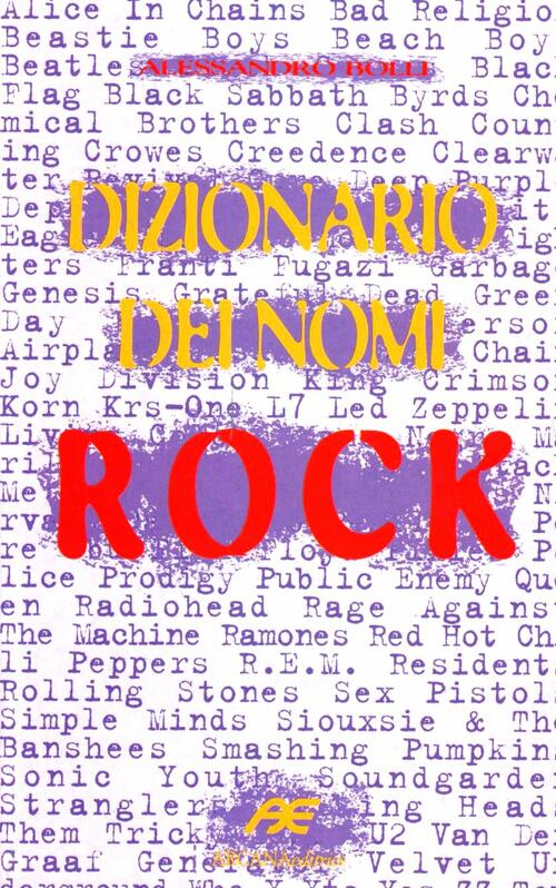 il dizionario dei nomi