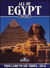 All of Egypt. From Cairo to Abu Simbel and Sinai