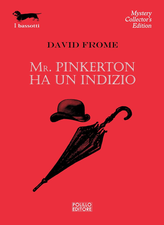 Image of Mr. Pinkerton ha un indizio