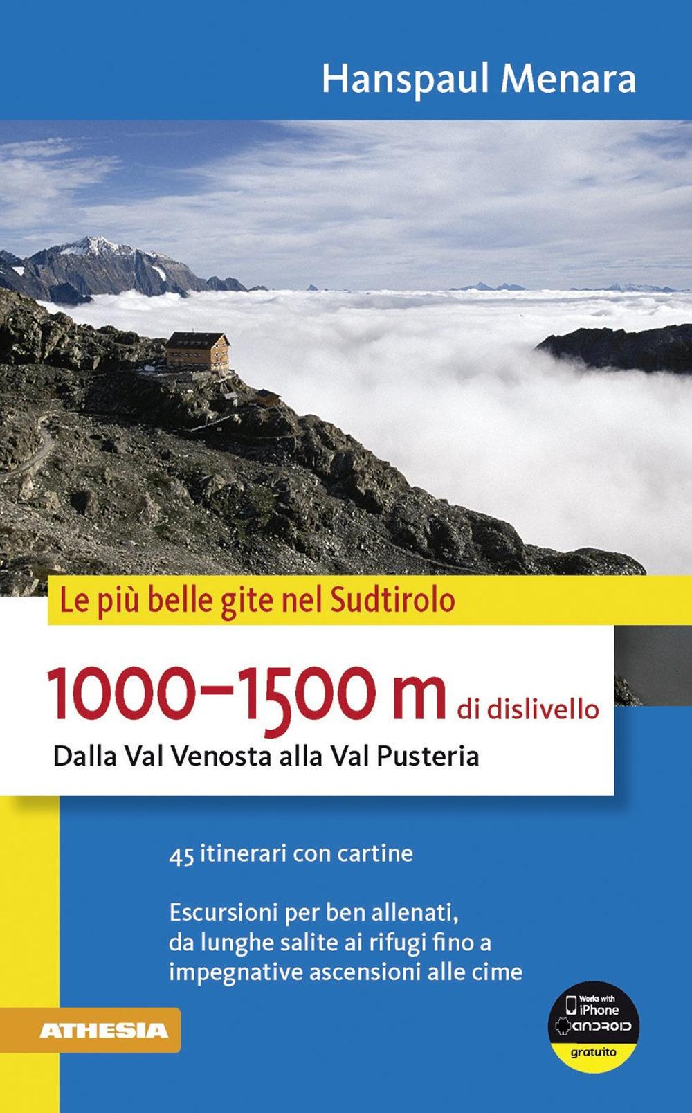 Image of 1000-1500 m di dislivello dalla Val Venosta alla Val Pusteria