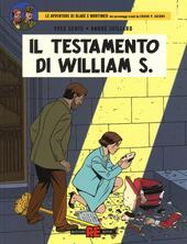 Il testamento di William. Blake e Mortimer. Vol. 26  - Yves Sente, André Juillard Libro - Libraccio.it