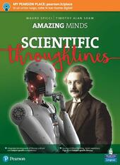 Amazing minds. Scientific throughlines. Con ebook. Con espansione online