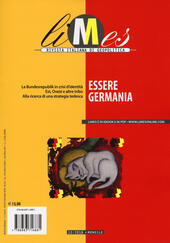 Limes. Rivista italiana di geopolitica (2018). Vol. 12: Essere Germania.