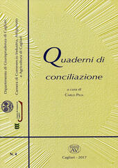 Quaderni di conciliazione (2017). Con CD-ROM. Vol. 4  Libro - Libraccio.it
