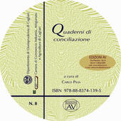 Quaderni di conciliazione. CD-ROM. Vol. 8  Libro - Libraccio.it