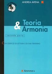 Teoria & armonia. Con CD Audio. Vol. 2
