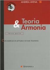 Teoria & armonia. Con CD Audio. Vol. 3