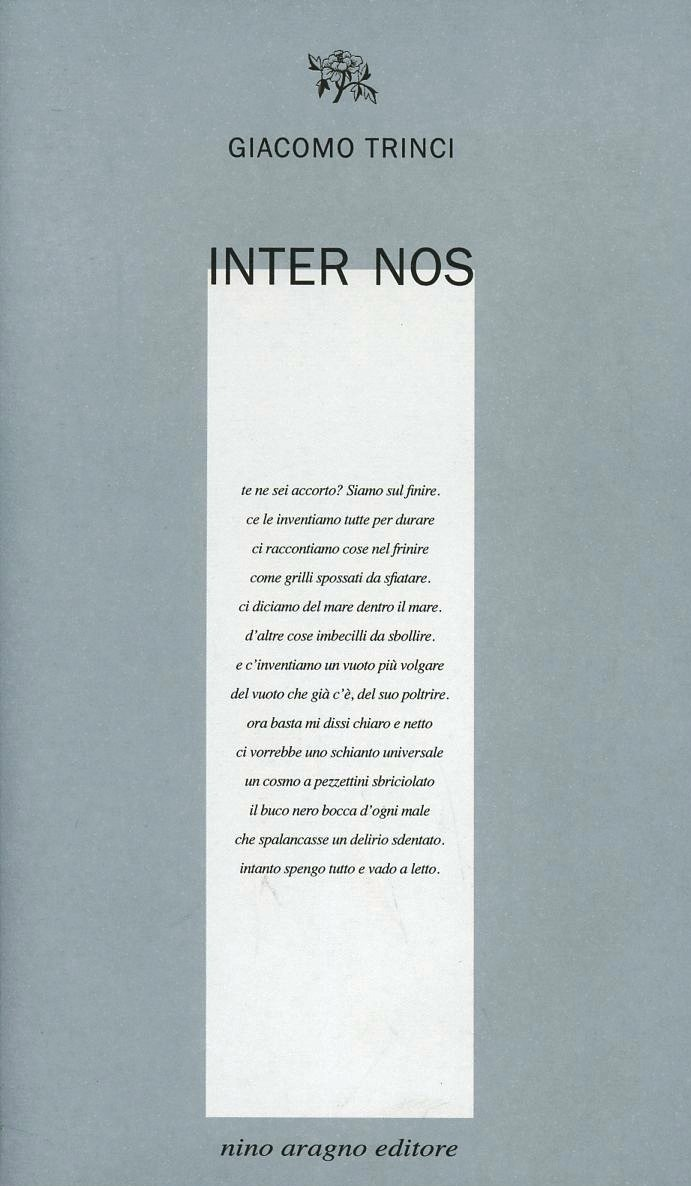 Image of Inter nos