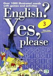 English? Yes, please. Vol. 3
