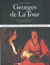Georges de la Tour  - Jacques Thuillier Libro - Libraccio.it
