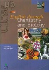 Close up on english through chemistry and biology