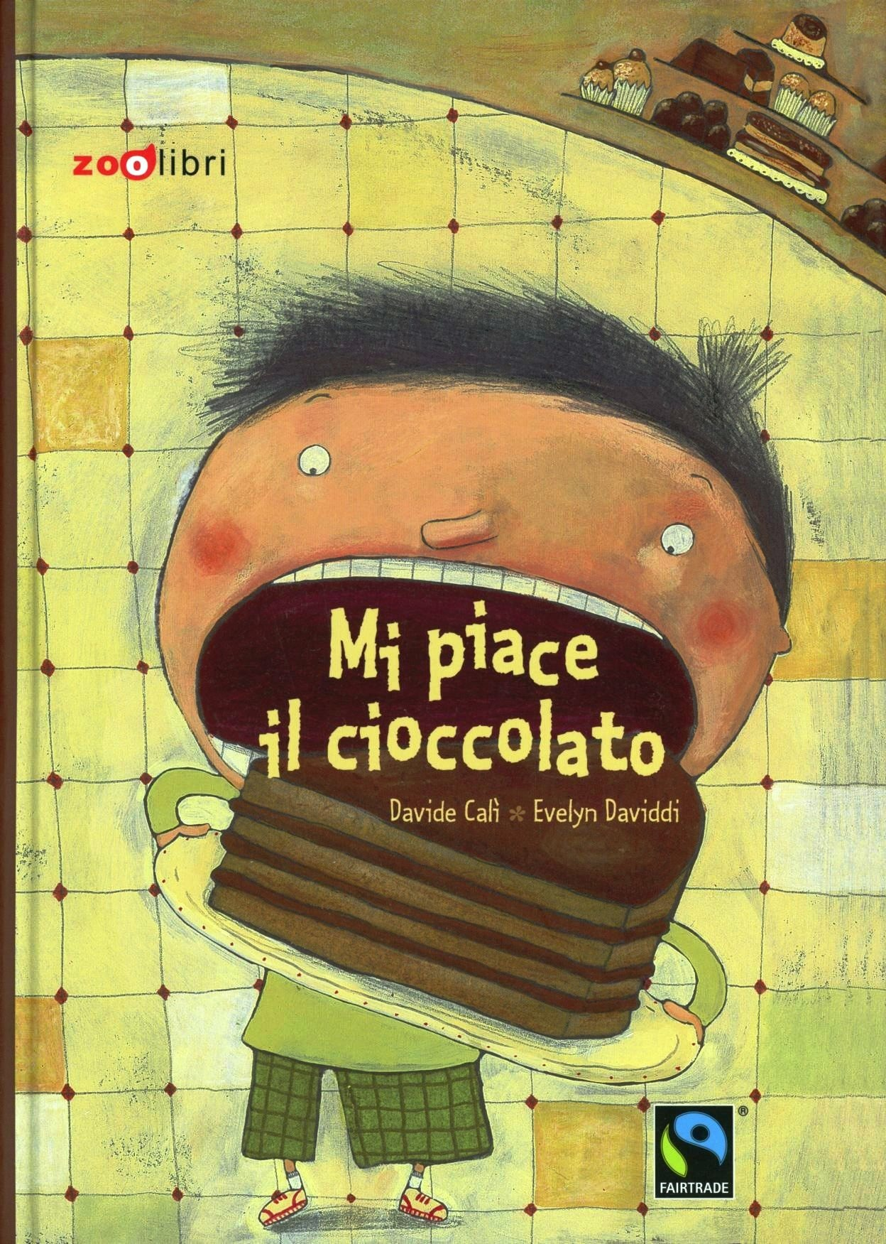 Image of Mi piace il cioccolato