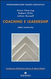Coaching e leadership. Alpha leadership