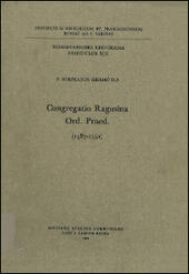 Congregatio Ragusina Ord. Praed. (1487-1550)